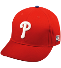 luka chullah - Custom Heat Pressed Philadelphia Phillies - Official MLB Hat for Little Kids Leagues DF4CE00BDC71