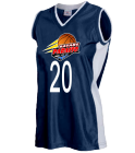 Noybem Youth 2-Color Reversible Basketball Jersey