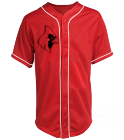 EIC - Custom Heat Pressed Teamwork Athletic Full Button Baseball Jersey - 1860B F94E2BBB05D0