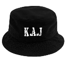 K.A.J - Custom Heat Pressed Short Brim Custom Bucket Hats - 961 843F318585D4