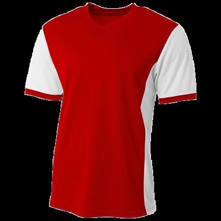 fa254befdcd Jezaniah-7 - Custom Heat Pressed Men s Premier Soccer Jersey - N3017  4CF18EBEB669