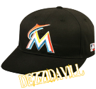 Dezzidavill - Custom Heat Pressed Florida Marlins - Official MLB Hat for Little Kids League 399C722B86EC