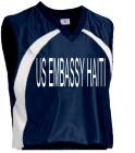US EMBASSY HAITI-3 - Custom Heat Pressed Adult Tip Off Basketball Jersey - Teamwork Atheletic - 1430 E6507E94499C
