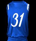 31DREYA-31 Youth V-Neck Custom Basketball Jerseys