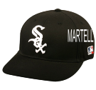 MARTELL - Custom Heat Pressed Chicago White Sox - Official MLB Hat for Little Kids Leagues 6EFE248B7A35