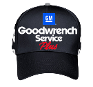 Goodwrench Flames  - Custom Embroidered Low Pro Pre Embroidered Otto Cap 58-451 F518AA2C0797