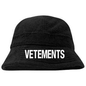 VETEMENTS - Custom Heat Pressed Terry Cloth Custom Bucket Hats - 980  C5FDF1193F98 e7d8a98d809