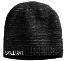 Brilliant - Custom Heat Pressed Heathered Beanie - District Threads DT620 D9C863682A1C