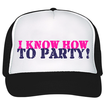 BACHELOR PARTY HATS - Custom Screen Printed Trucker Hat 39-169 35A686D2192C ce88c2dd0afc