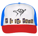 Tama Centre - Custom Embroidered Trucker Hat 39-169 894C6A0008BA