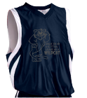 13 - Custom Heat Pressed Youth Basketball Jersey - Reversible Downtown - Teamwork Athletic - 1409 8AE2C629BBF5