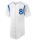 8-Bloss - Custom Heat Pressed Youth Full Button Baseball Jersey - NB4146 9850E552AEF5