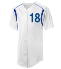 Brouillette-18 - Custom Heat Pressed Youth Full Button Baseball Jersey - NB4146 18A0CBF95E2D