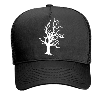 low priced 010f3 822ca DC Black - Custom Embroidered Trucker Hat Otto Cap 32-285 02A44C214FA9