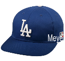 Meyer - Custom Heat Pressed Los Angeles Dodgers - Official MLB Hat for Little Kids Leagues 3814F0B0FC74