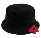 4 - Custom Heat Pressed Short Brim Custom Bucket Hats - 961 529DEB8B8543