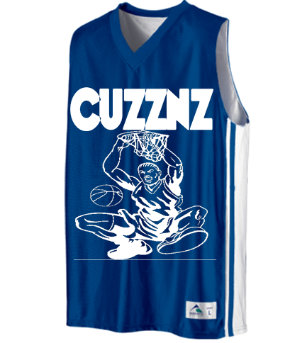 CUZZNZ-LEVI-15 - Custom Heat Pressed Youth Basketball Jerseys   Uniforms  Reversible - 756 Youth Small DF209D61C72FA fe88bba81