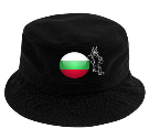 T-MAT-Wee Sausage  - Custom Embroidered Short Brim Custom Bucket Hats - 961 8BB18E8D349F