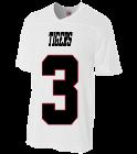 TIGERS-3JUICE Youth Fan Football Jersey