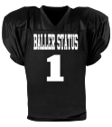 baller status-1-robins - Custom Heat Pressed Adult Pro Fit Football Jerseys - N4136 9395DCE02F7C