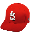 Harper - Custom Heat Pressed St. Louis Cardinals- Official MLB Hat for Little Kids Leagues ABE2BD0B6A99