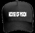 dd96cbb53ab House of Vision - Custom Heat Pressed Trucker Hat Otto Cap 32-285  1DFE0681EEA9