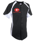GHSColorWars - Custom Embroidered DISCONTINUED Adult Teamwork Athletic Full Button Jersey 1231B 5684318AC7C5