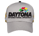 Nascar Daytona International Speedway - Custom Heat Pressed Low Pro Pre Embroidered Otto Cap 58-451 3EBF176276D5