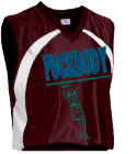 fuckbody-FUCKBUDDY - Custom Screen Printed Adult Tip Off Basketball Jersey - Teamwork Atheletic - 1430 5ABD596092AD