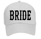 Bride-Bride - Custom Heat Pressed Low Pro Trucker Style Otto Cap 83-561 AE4A3C6FDC65