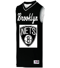 Brooklyn -11-Irving  - Custom Screen Printed Adult Basketball Jersey - 152 CCF806189984