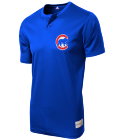PLAYER-19 - Custom Heat Pressed Cubs Youth 2-Button MLB Jersey - MLB181 B6BE9BC66C89