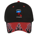 hell - Custom Embroidered Low Pro Pre Embroidered Otto Cap 58-698 2FEE78B5B8ED