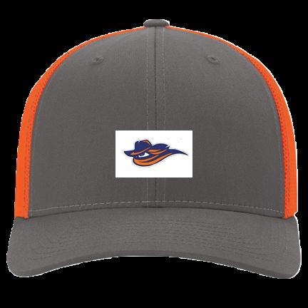 Lady-Bandits - Custom Heat Pressed Cotton Twill Mesh Hat-110R