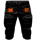 N-10 - Custom Heat Pressed Youth Integrated Football Pant-8312 6BFB4C616E4C