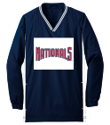 nationals - Custom Heat Pressed Youth Customized Wind Shirt - YST62 F31C03AC270E