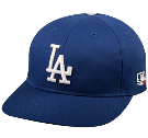 Meyer - Custom Heat Pressed Los Angeles Dodgers - Official MLB Hat for Little Kids Leagues 219315E92BB1