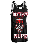 Deathrow-NUPE-DUECEKLUB-11 - Custom Heat Pressed Old School Basketball Jersey - 1426 930B28D2B08A
