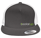 SolarUp - Custom Screen Printed Two Color Classic  Trucker Hat  - 6006T CC1918DD6652