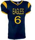 EAGLES-6 - Custom Heat Pressed Youth Grinder Steelmesh Football Jersey -Teamwork Athletic-1380 4A73290ABAC2