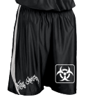 King Sketch - Custom Screen Printed Youth Basketball Shorts - Downtown - Teamwork Athletic - 4409 3EF3075A79E4