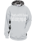 Amya for President - Custom Embroidered Adult Digital Camouflage Hoodies - 1464 A3D32508AEA5