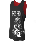 BROS-PROS Youth Reversible Jump Jersey