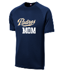 13-2-C-R-O-W-Mom - Custom Heat Pressed Padres Adult MLB Replica T-Shirt - 5300 4554B4326341