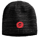 Puzza - Custom Embroidered Heathered Beanie - District Threads DT620 6FE4955BAA30