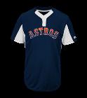 LloydPierre Custom Astros Two-Button Jersey - Astros-MAI383