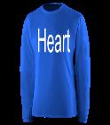 Heart-Over-Height AMYISROELCHAI DISCONTINUED Augusta Exa Long Sleeve Crew Shirt - 1080