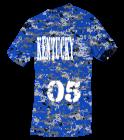 KENTUCKY-05 Youth Digi Camo Jersey  - 506DY