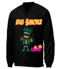 BIG $MOKE-rth-Florida Migo-Florida Migo-Florida Migo - Custom Embroidered Adult V-Neck Raglan Wind Shirt - JST72 0CEA9C0CAFC5