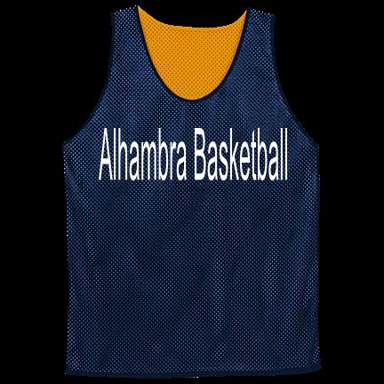 e503e98a046 Alhambra Basketball - Custom Screen Printed Adult Reversible Basketball  Jerseys - NF1270 FBF0DC7E5680
